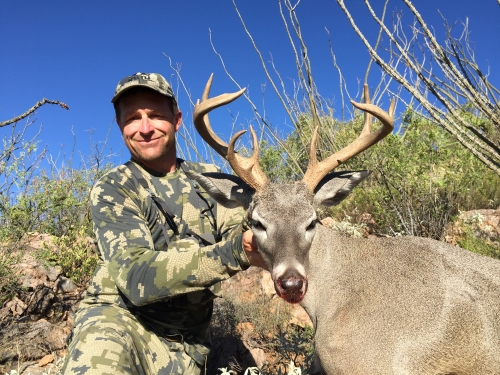 arizona coues deer guides hunting