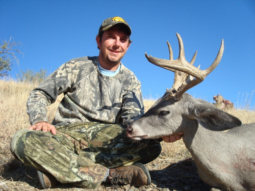 arizona coues whitetail deer guides