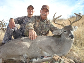 trophy coues deer hunting guides
