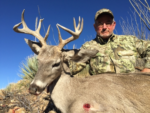 arizona coues couse deer hunting guides