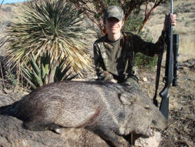 Arizona Javelina Guides