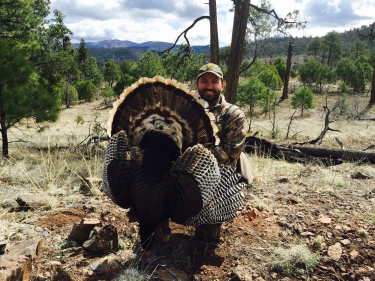merriams turkey in New Mexico guides hunting