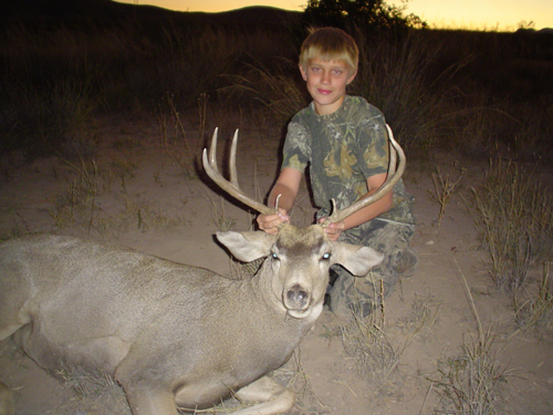 arizona mule deer hunting guides outfitters hunts