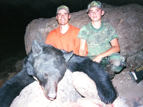 bear guides in arizona hunting