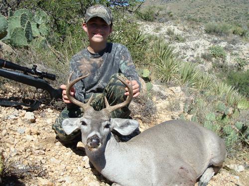 arizona coues deer hunting