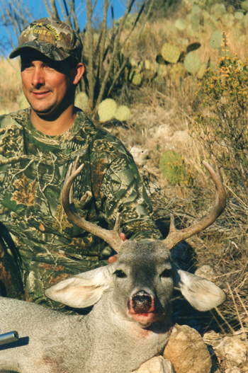 arizona coues whitetail deer buck
