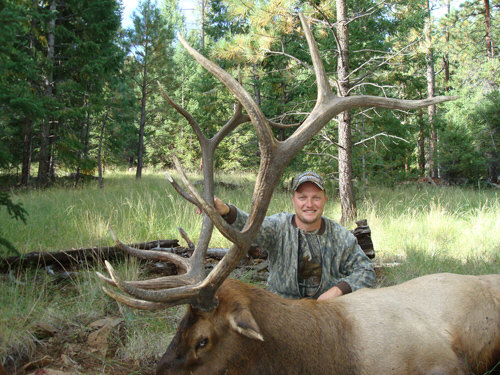 arizona elk hunting