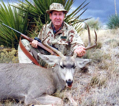 arizona desert mule deer hunting
